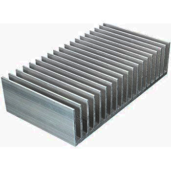 Extrusion heat sink/die casting part for lighting/street light